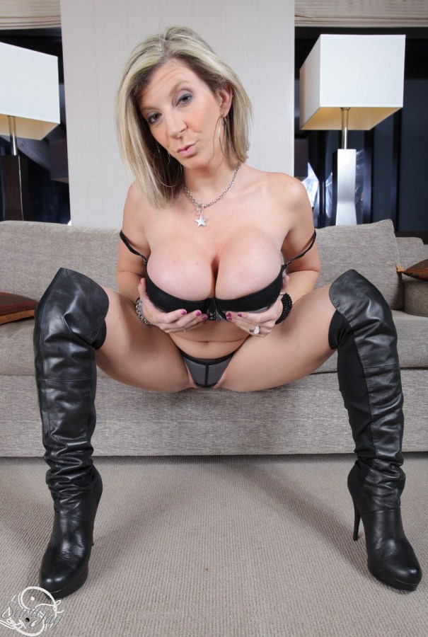 Sara jay in leather